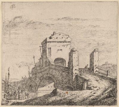 Thomas Wyck, 'Bridge'