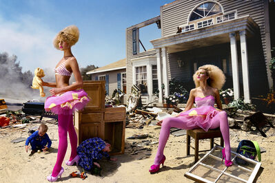 David LaChapelle, 'Can You Help Us?', 2005