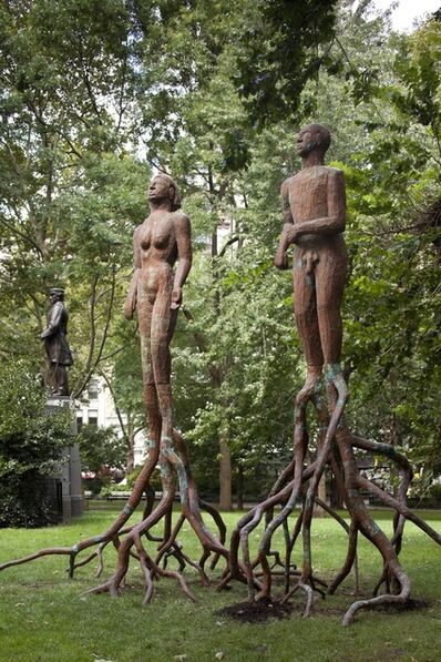 Alison Saar, 'Treesouls', 1994