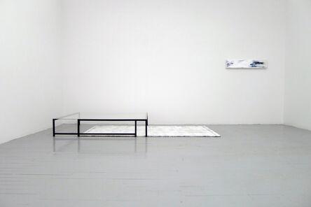 Valérie Kolakis, 'AN AEROPLANE TRACING A LINE IN THE SKY', 2015