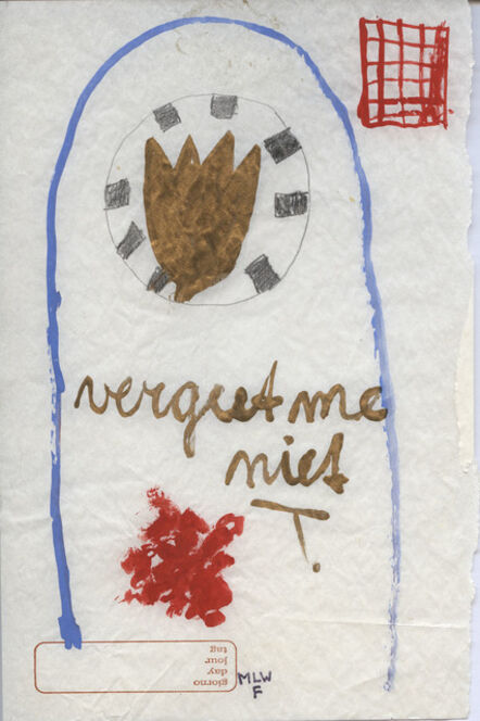 Marliz Frencken, 'Don't forget me', 1985