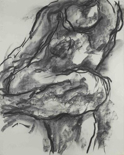 William Tucker, 'Study For Dancer After Degas', 2005