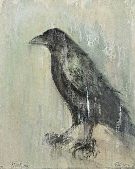 Jane Rosen, 'POOL RAVEN', 2013