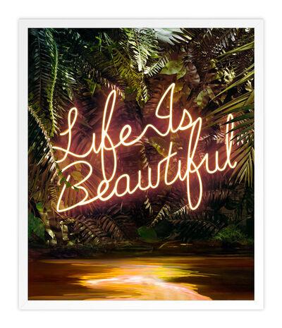 Yee Wong, 'Disco In the Jungle: Life is Beautiful', 2015