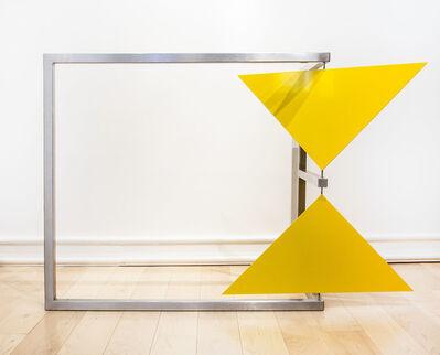 Roger Phillips, 'Triangular Corner (kinetic)', 1998