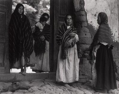 Paul Strand, 'Women of Santa Ana, Mexico', 1933