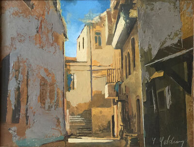 Yaakov feldman, 'Jerusalem Courtyards', 1969-now