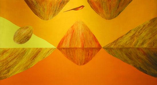 Jagdish Swaminathan, 'Shadow', 1975
