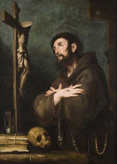 Bernardo Strozzi, 'St. Francis in Ecstasy', ca. 1610-20