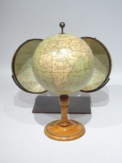 Henry Selves, 'Terrestrial globe', ca. 1837