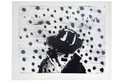 David Lynch, 'Man in the rain', 2008