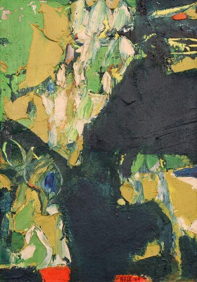 S. H. Raza, 'Untitled', 1964