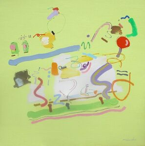 Mineko Yoshida, 'Exuberant Earthquake', 2013