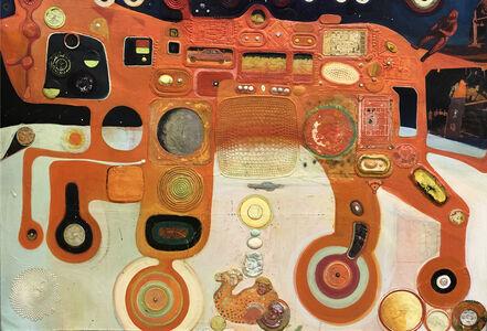 Sharon Horvath, 'Horse of Orange', 2020