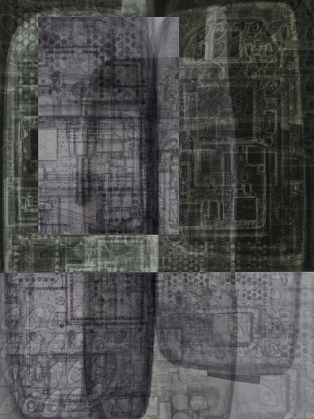 Max de Esteban, 'At Once Sacrilegious And Sacred', 2012