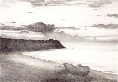 Richard Hamilton, 'Sunset (f) - lithograph', 1975
