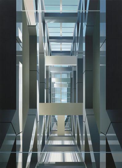 Ben Johnson (b.1946), 'Light Structure', 2008
