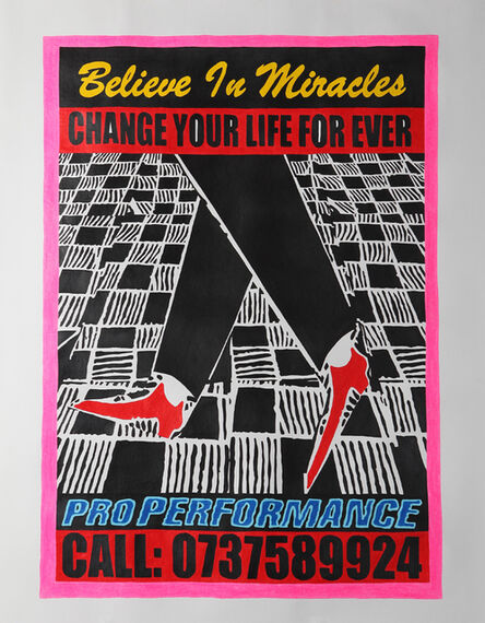 Cameron Platter, 'Believe In Miracles', 2012