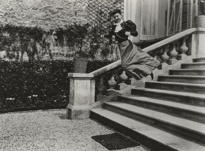 Jacques Henri Lartigue, 'Bichonnade, 40, rue Cortambert Paris ', 1905