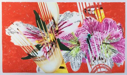 James Rosenquist, 'Shriek', 1986