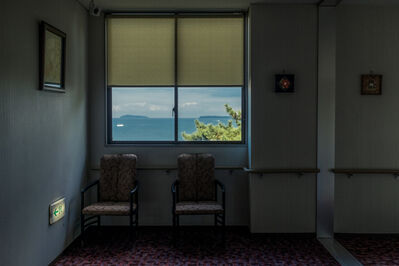George Nobechi, 'Hotel Hallway', 2017