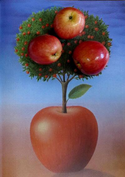 Gürbüz Doğan Ekşioğlu, 'I Love Apple', 2013