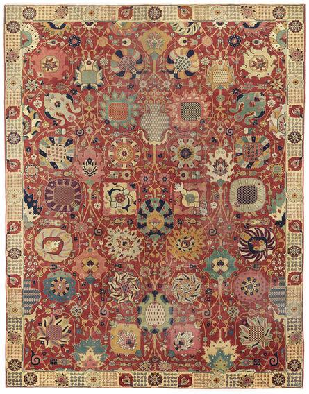 Unknown Artist, 'Tabriz Carpet', c. 1890