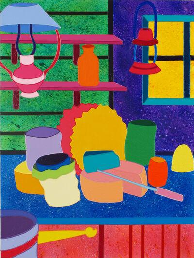 Sabina Forbes II, 'Kitch-en Cheese', 2014