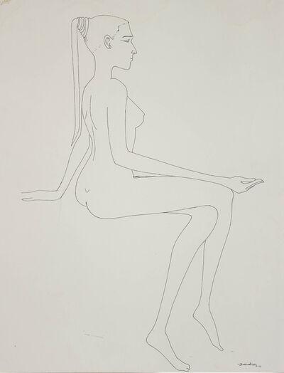 Surendran Nair, 'Untitled (Drawing 26)', 2014