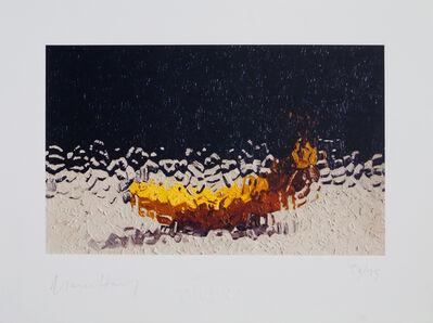 Marcus Harvey, 'Turps Banana', 2011