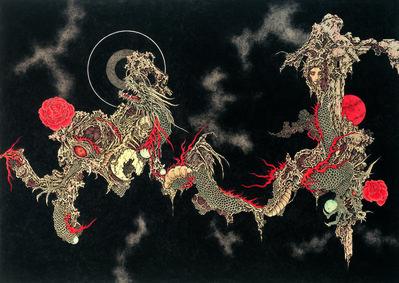Takato Yamamoto, 'Coffin of dragon 1', 2010