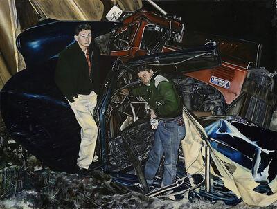 Robert Preston, 'Wreck Ghouls', 2000
