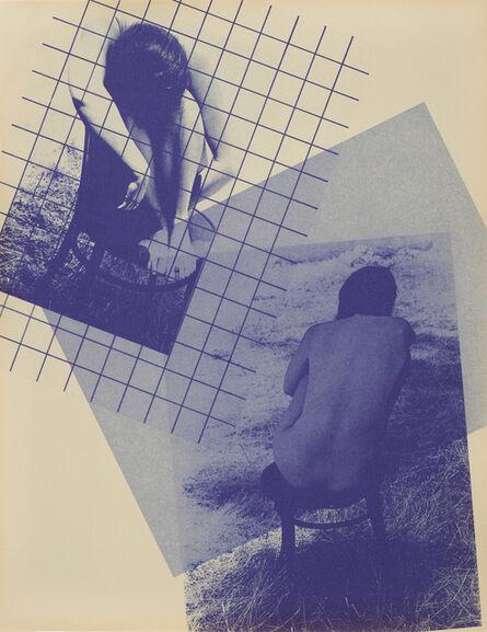 Barbara Kasten, 'Figure/Chair', 1973