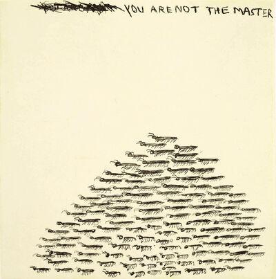 Chris Johanson, 'Perceptions (Perceptions #2)', 2007
