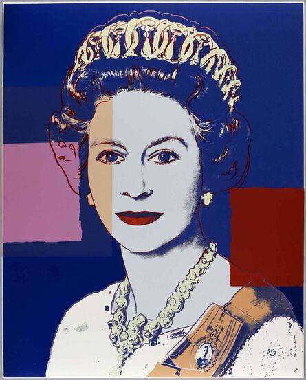 Andy Warhol, 'Queen Elizabeth II of the United Kingdom (FS II.337) ', 1985
