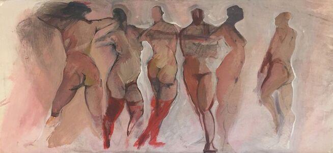 Silvina Mamani, 'Etch', 2006