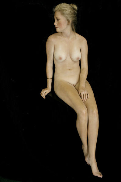 John De Andrea, 'Amber Seated', 2007