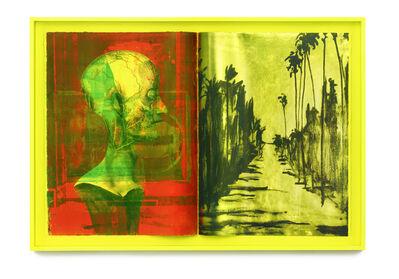 Shinro Ohtake, 'Yellow Sight 1', 2015