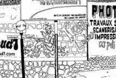 "Ingo Giezendanner, 'GRRRR: ""Jerry food"", Port-au-Prince, HT, 2013', 2013"
