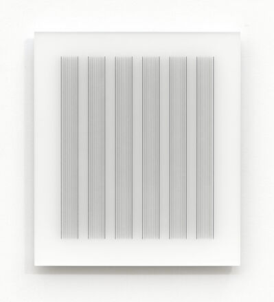 Hadi Tabatabai, 'Acrylic piece 2012-6', 2012