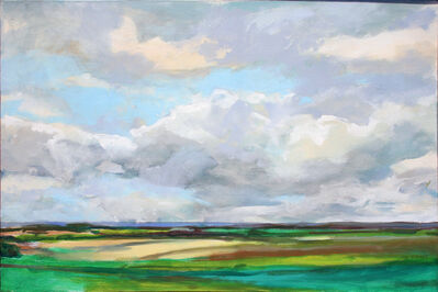 Jim Stokes, 'Cloud Sketch'