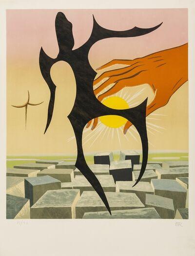 Man Ray, 'Rebus II (Anselmino 3)', 1972