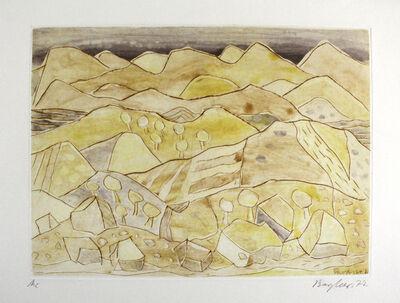 Eduard Bargheer, 'Sizilianische Landschaft / Sicilian Landscape', 1971