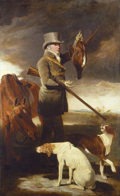 Benjamin Marshall, 'J.G. Shaddick, the Celebrated Sportsman', 1806