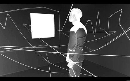 Rami Maymon, 'Untitled (Black), A video by Rami Maymon and Eyal Weiser', 2014