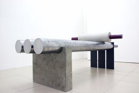 Toni Schmale, 'Streckbank Martha', 2014