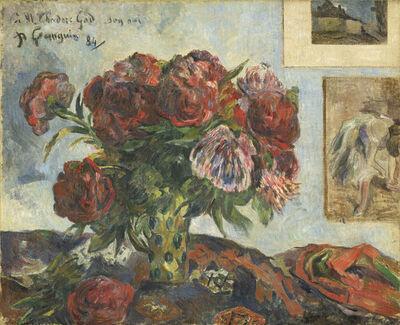 Paul Gauguin, 'Still Life with Peonies', 1884