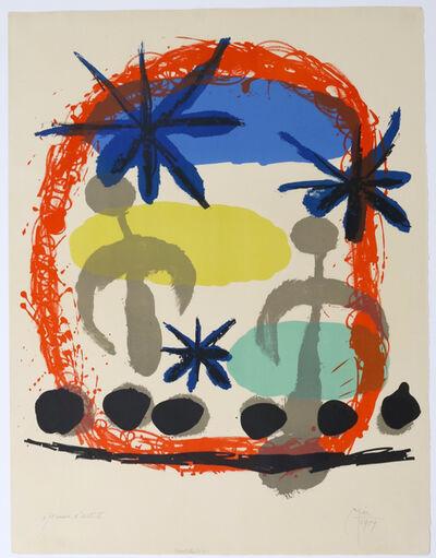Joan Miró, 'Affiche De l'Exposition Constellations', 1959