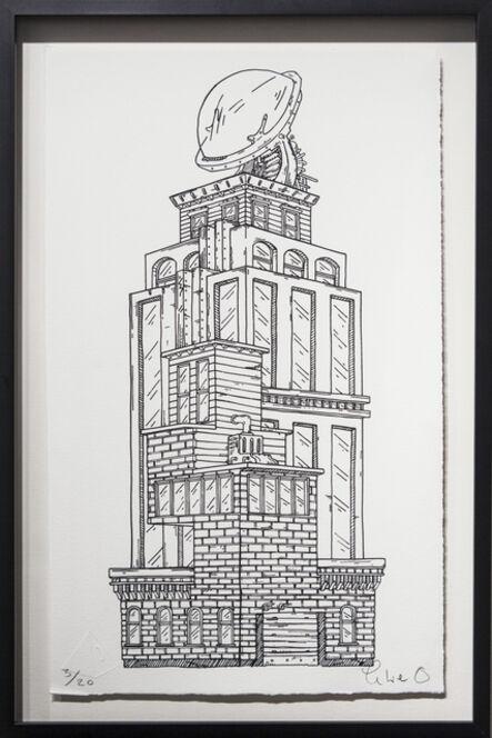 Luke O'Sullivan, 'Prometheus Tower', 2015