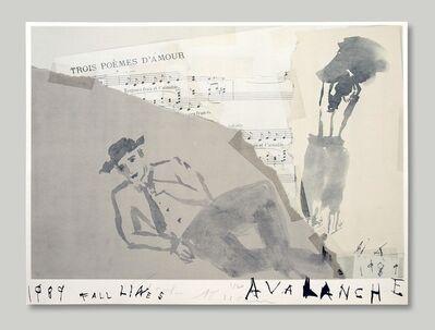 Nicolas Africano, 'Trois Poème D'Amour', 1989